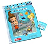 Jimmy Neutron PowerTouch Book and Cartridge
