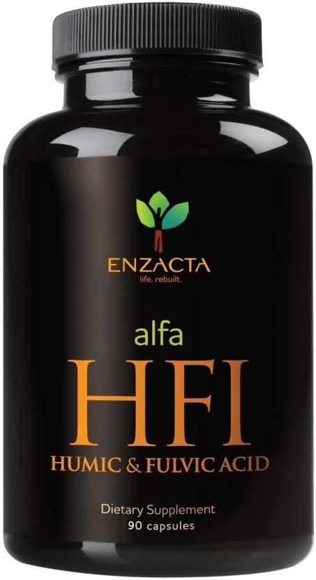 Alfa HFI Humic and Fulvic Acid By Enzacta by Enzacta