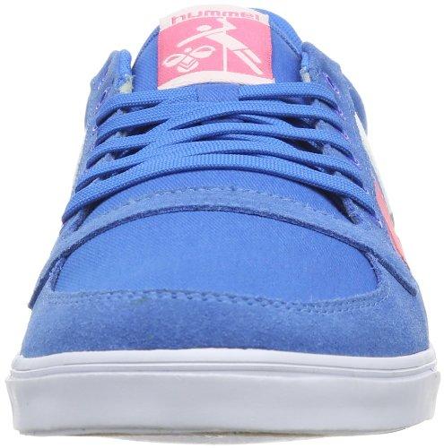 Hummel Hummel Slimmer Stadil Low - 0 Mujer Azul (Blau (BRILLIANT BLUE))