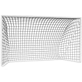 NKTM Soccer Goal Net,12 x 6ft for Training Practice Match Training (Poles NOT Include)