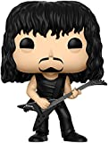 Funko - Figurine Musique Rock - Metallica Kirk Hammett Pop 10cm - 0889698138086