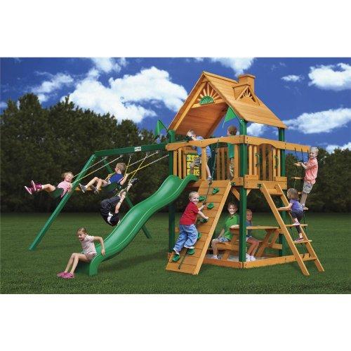 Gorilla Blue Ridge Chateau II Playset (Playsets Gorilla)