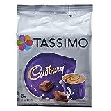 Tassimo Cadbury Hot Chocolate, 16 T-Discs (8 Servings)