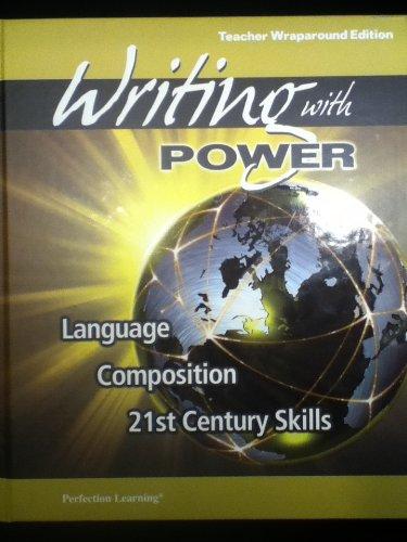 Writing with Power: Teacher Wraparound Edition