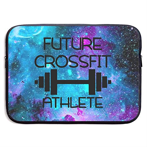 Future Crossfit Athlete Laptop Sleeve Case Bag Cover for Apple MacBook/Asus/Acer/Samsung/DELL/HP/Lenovo/Sony/RCA Computer 13 -
