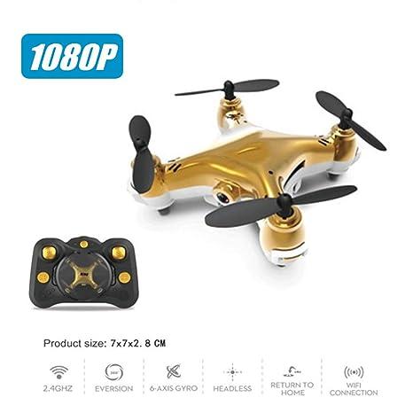 Drone con Cámara HD De 1080P Mini Control Remoto Quadcopter UAV ...
