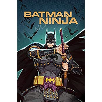 Amazon.com: MCPosters DC Batman Ninja GLOSSY FINISH Movie ...