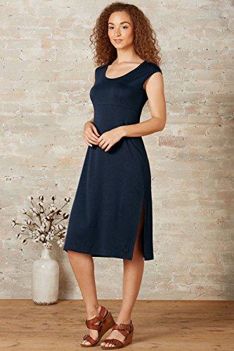 Fair Indigo Fair Trade Organic Empire Waist Dress