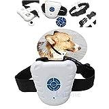 Itemap Ultrasonic Pet Dog Stop Barking Anti Bark Training Control Collar Device
