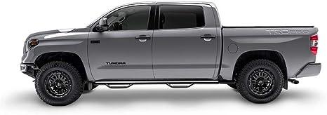 N-FAB T0580CC Gloss Black Nerf Step; Wheel 2 Wheel Toyota Tacoma Double Cab 5 Bed 05-15