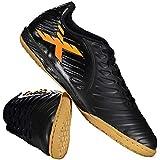 Chuteira Oxn Gênio 2 Futsal Preta d36b114ddf440