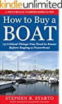 How to Buy a Boat: 75 Critical Things...