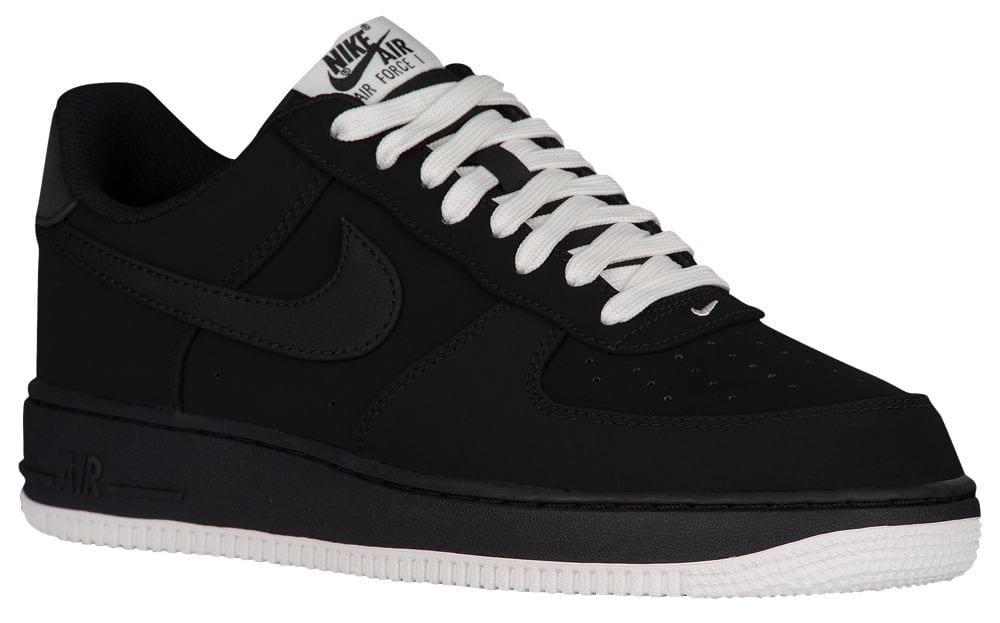 [ナイキ] Nike Air Force 1 Low - メンズ バスケット [並行輸入品] B071SHG8H3 US13.0 Black/Sail/Black