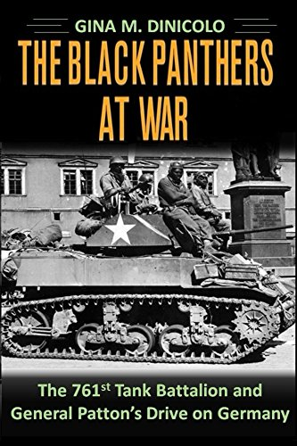 The Black Panthers at War: by [DiNicolo, Gina]