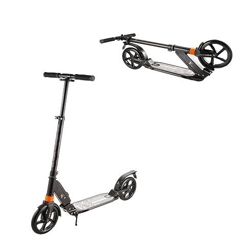 Amazon.com: Patinete plegable para adultos, 2 ruedas, 3 ...