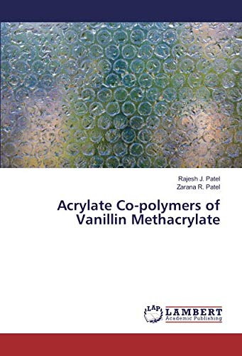 Used, Acrylate Co-polymers of Vanillin Methacrylate for sale  Delivered anywhere in USA