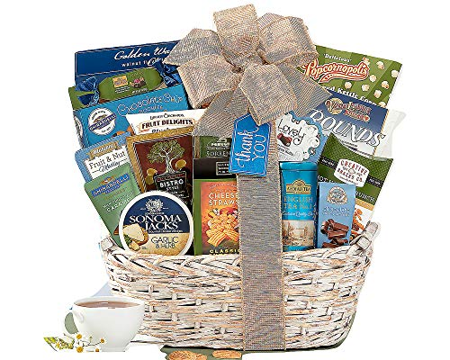Thanks a Million Appreciation Gourmet Gift Basket by Wine Country Gift Baskets ()