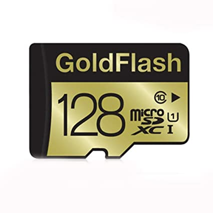 Amazon.com: GoldFlash Tarjeta de memoria Micro SDXC Ultra ...
