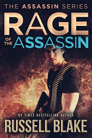 book cover of Rage of the Assassin