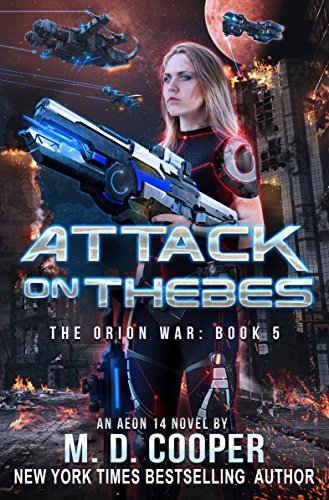 Attack On Thebes by M. D. Cooper ebook deal