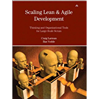 Scaling Lean & Agile Development: Thinking and Organizational Tools for Large-Scale Scrum (Agile Software Development Series) (English Edition)