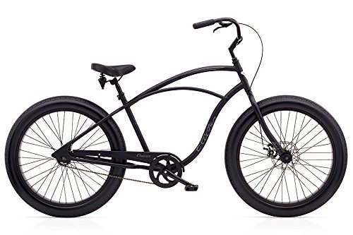 【MODEL】エレクトラLUX1 FAT-TIRE   湘南鵠沼海岸発信  《ELECTR BEACH CRUISERLUX1 FAT TIRE 》 B074252X16