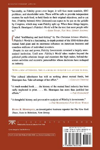 51FReK5opzL - Fidelity's World: The Secret Life and Public Power of the Mutual Fund Giant