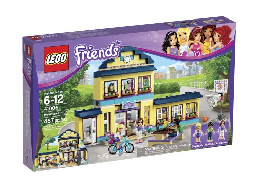 LEGO Friends Heartlake High 41005 - Schoolhouse Naturals