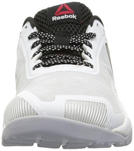 Reebok Femmes De Chaussures La black Sport White A cloud pewter Mode Grey dd5rxB
