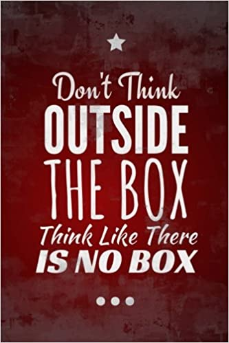 Think Outside The Box Book