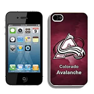 NHL Colorado Avalanche For Ipod Touch 5 Case Cover High Quality By For Ipod Touch 5 Case Cover