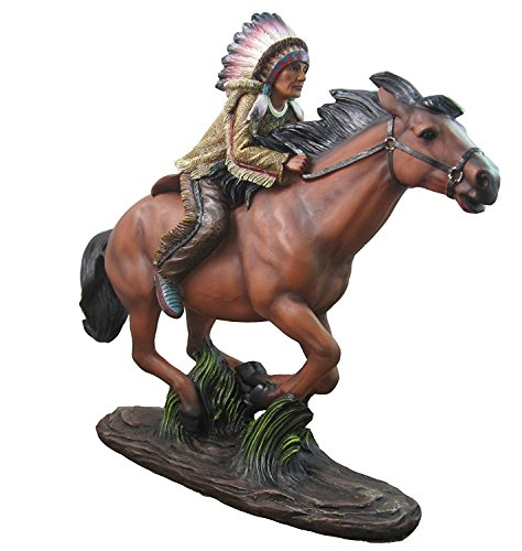Ride Horse Statue (