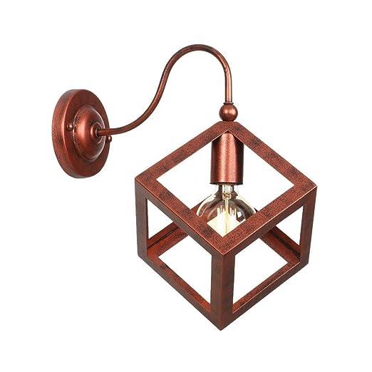 Lámpara de pared Aplique de Pared Industrial, iluminación Vintage ...