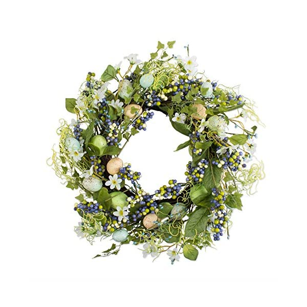 DII-Decorative-Wreath-for-Front-Door-or-Indoor-Wall-Dcor-to-Celebrate-Spring-Summer-Season