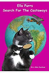Ella Purrs - Search for the Castaways Paperback