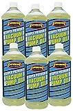 TSI Supercool V32-6CP Premium Quality Vacuum Pump Oil, 32 oz, 6 Pack