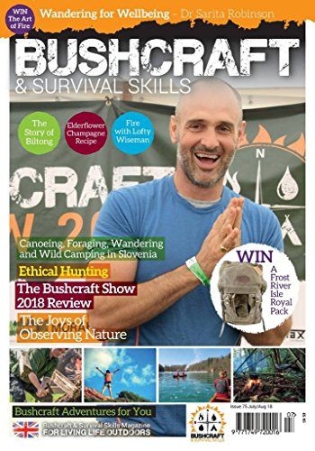 Large Product Image of Bushcraft & Survival Skills Magazine