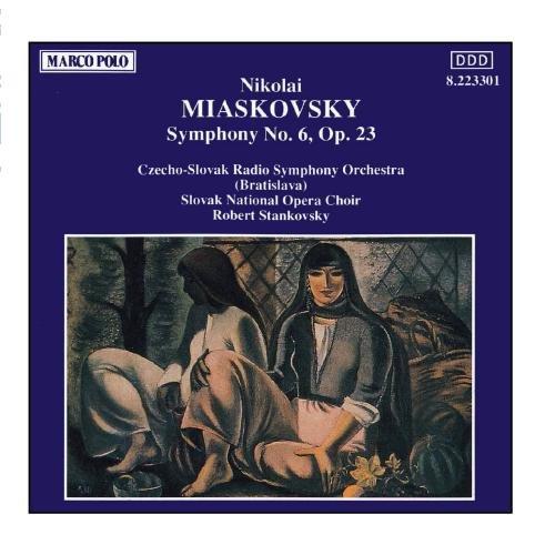 Price comparison product image Miaskovsky: Symphony No.6
