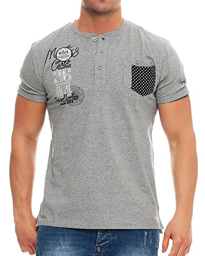 Jisigny Blended Geographical Courtes Les Tricot Grey Homme Norway Gris Avec Manches z5na5x4wqA
