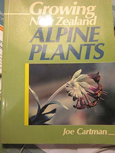 Growing New Zealand Alpine Plants