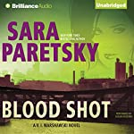 Blood Shot: V.I. Warshawski, Book 5 | Sara Paretsky