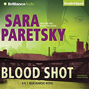 Blood Shot Audiobook