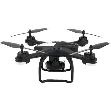 dewanxin S30 W 720P dron con cámara Live vídeo, 200 Metros WiFi ...