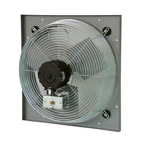 TPI Corporation CE16DV,  Venturi Mounted Direct Drive Wall Exhaust Fan,  16