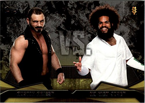 2016 Topps WWE Then Now Forever NXT Rivalries #8 No Way Jose vs. Austin - Burbank Aries