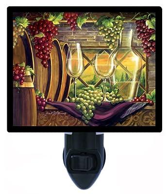 Night Light - Evening in Tuscany - Italian - Wine
