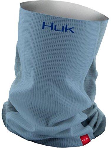 HUK Performance Fishing Huk ICE Gaiter, Carolina Blue Heather, One Size