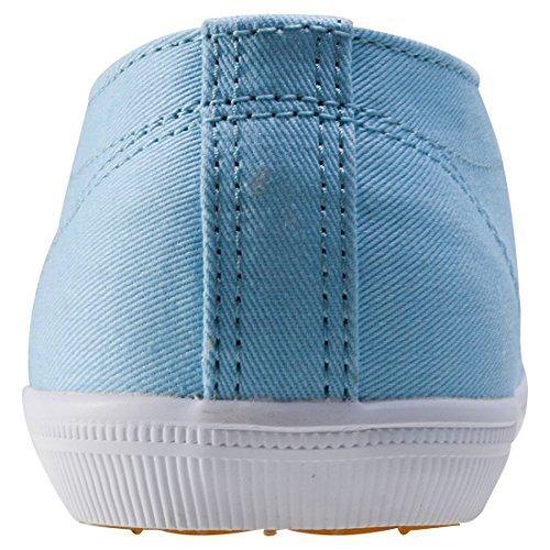 Perry Blue Twill Fred Sky Bleu Kingston gdS1w8qI1