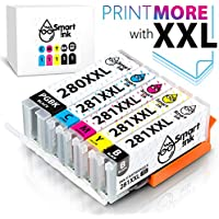 Smart Ink Compatible Ink Cartridge Replacement for Canon...