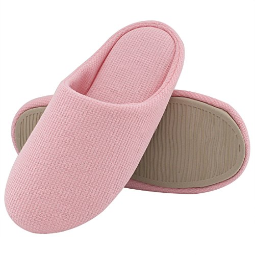 ULTRAIDEAS Slippers Washable Lightweight Non Slip